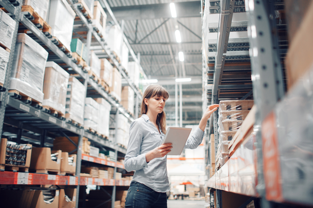 Purchasing inventory management software features