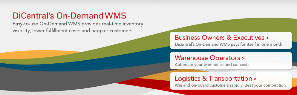 Easy-to-use on-demand WMS provides real-time inventory visibility, lower fulfillment costs and happier customers.